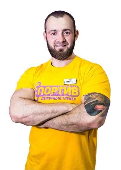 Персональный тренер в Королёв — Николай Степа