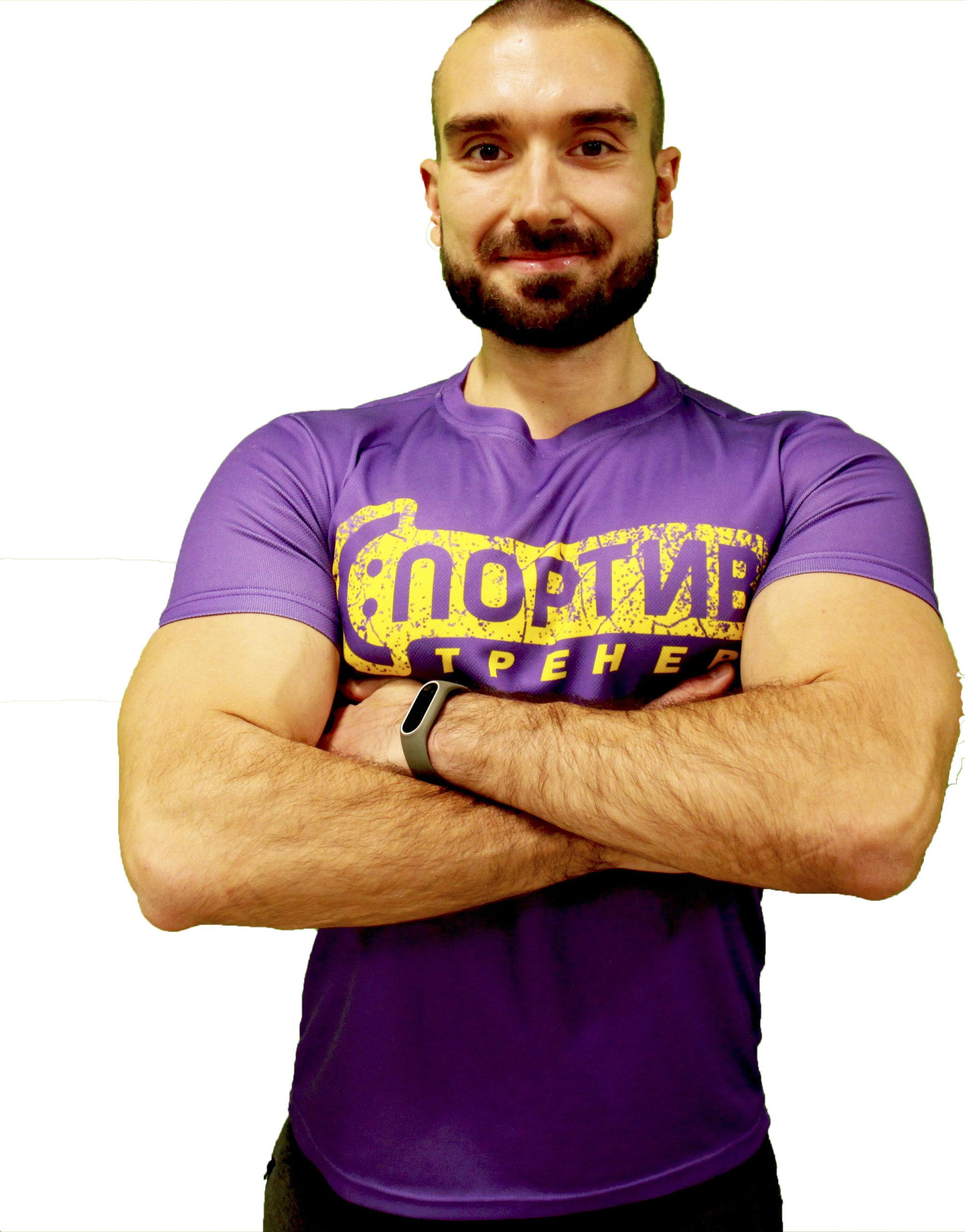 Персональный тренер в Королёв — Михаил Иванов